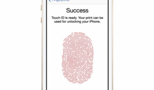 L'iphone 5S combina NFC e impronte digitali